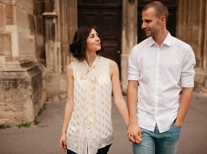 LAURA + PASCAL ~ CLUJ-NAPOCA ENGAGEMENT